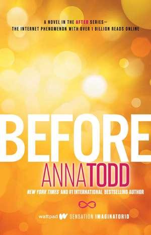 Before de Anna Todd