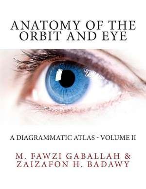 Anatomy of the Orbit and Eye de M. Fawzi Gaballah