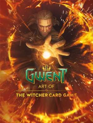 Art of the Witcher The Gwent Gallery Collection
