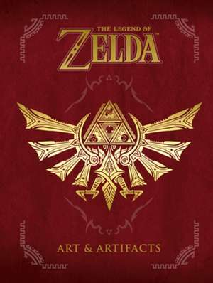 Legend Of Zelda, The: Art & Artifacts de Nintendo