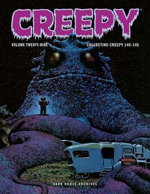 Creepy Archives Volume 29 de Various Various