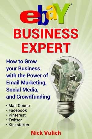 Ebay Business Expert de Nick Vulich