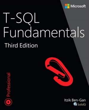 T-SQL Fundamentals de Itzik Ben-Gan