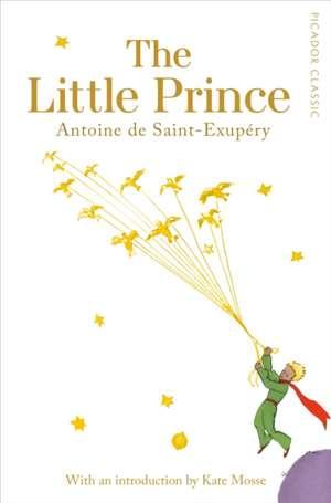 The Little Prince de Antoine de Saint-Exupery