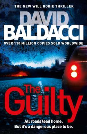 The Guilty de David Baldacci