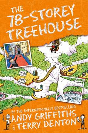 The 78-Storey Treehouse de Andy Griffiths