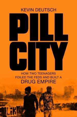 Pill City de Kevin Deutsch