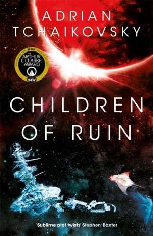 Children of Ruin de Adrian Tchaikovsky