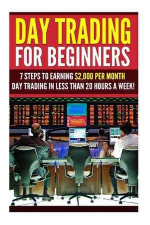 Day Trading for Beginners de David Princeton