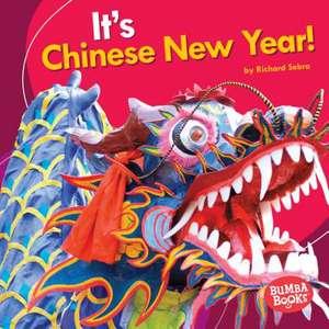 It's Chinese New Year! de Richard Sebra