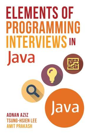 Elements of Programming Interviews in Java