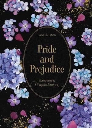 Pride and Prejudice: Illustrations by Marjolein Bastin de Jane Austen