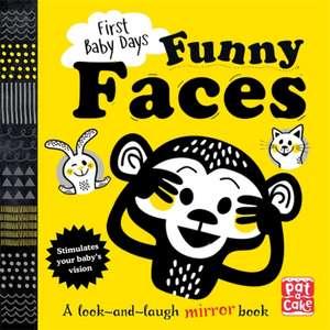 Funny Faces de  Pat-a-Cake