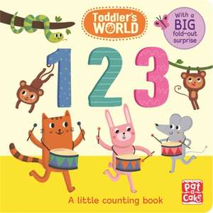 Toddler's World: 123 de  Pat-A-Cake