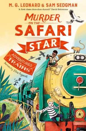 Murder on the Safari Star imagine