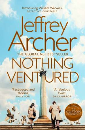 Nothing Ventured de Jeffrey Archer