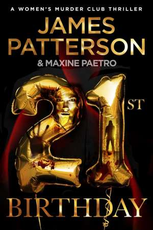 21st Birthday de James Patterson