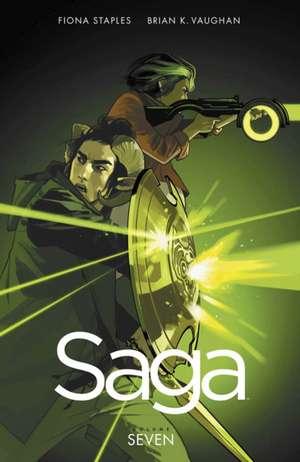 Saga Volume 7 de Brian K. Vaughan