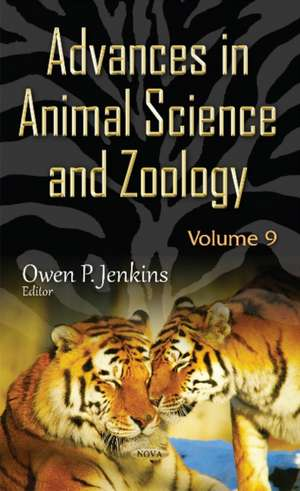 Advances in Animal Science & Zoology imagine