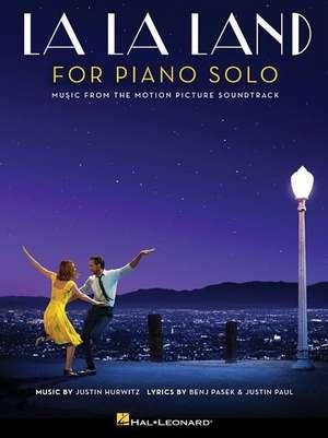 La La Land for Piano Solo: Intermediate Level de Benj Pasek