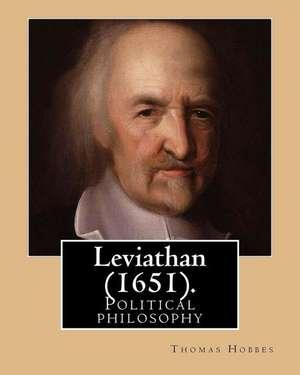 Leviathan (1651). by de Thomas Hobbes