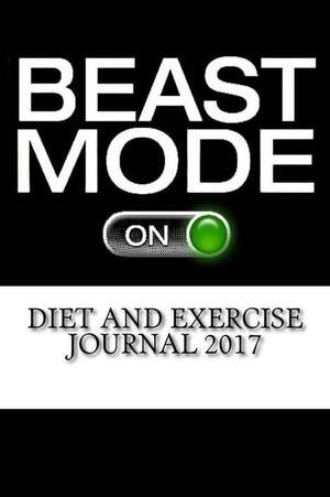 Diet and Exercise Journal 2017 de Diet and Exercise Journals 2017, Best