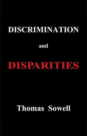 Discrimination and Disparities imagine