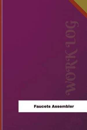 Faucets Assembler Work Log de Logs, Orange