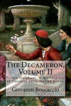 The Decameron, Volume II de Giovanni Boccaccio
