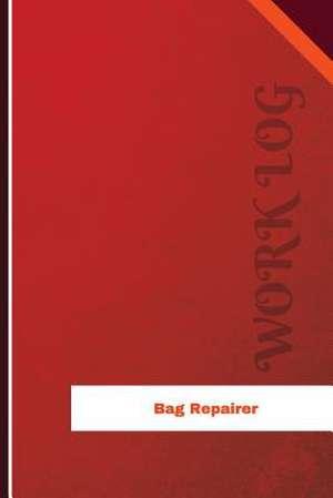 Bag Repairer Work Log de Logs, Orange