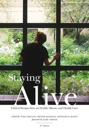Staying Alive, 2nd Edition