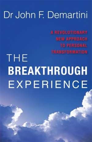 Breakthrough Experience imagine