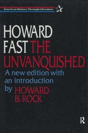 The Unvanquished de Howard Fast