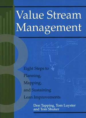 Value Stream Management de Don Tapping