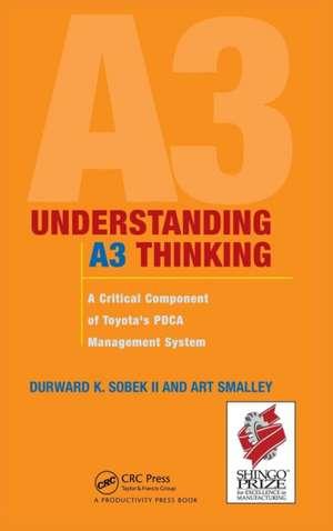Understanding A3 Thinking imagine