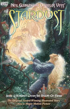 Neil Gaiman and Charles Vess' Stardust imagine