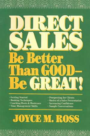 related literature for direct selling Zig ziglar and jeffrey gittomer have acquired some renown for their books although i like john lawhon's selling retail for its more practical advice.