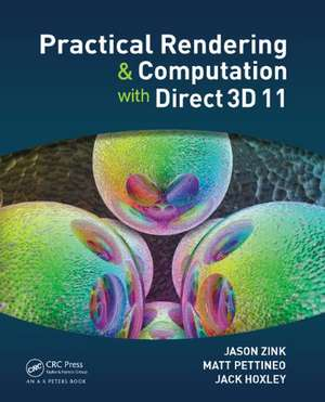 Practical Rendering and Computation with Direct3D 11 imagine