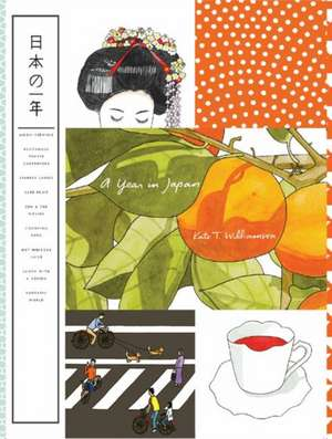 A Year in Japan de Kate T. Williamson