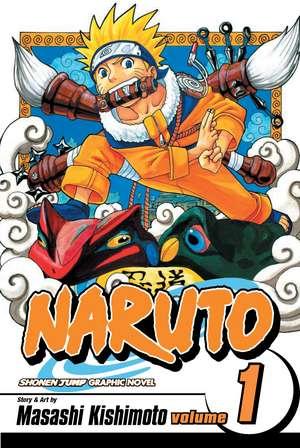 Naruto, Vol. 1 de Masashi Kishimoto