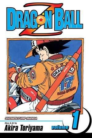 Dragon Ball Z, Vol. 1 de Akira Toriyama