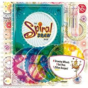 KLUTZ: The Spiral Draw Book