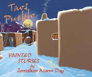 Taos Pueblo Painted Stories
