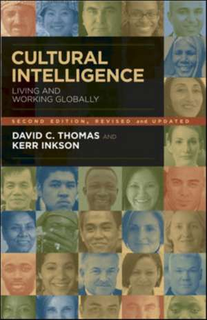 Cultural Intelligence: Living and Working Globally