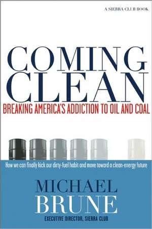 Brune, M: Coming Clean de Michael Brune