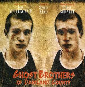 Ghost Brothers of Darkland County de Stephen King