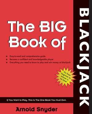 The Big Book of Blackjack