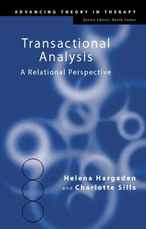 Transactional Analysis de Helena Hargaden