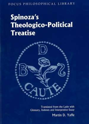 Theologico-Political Treatise