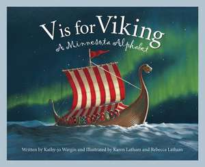 V Is for Viking